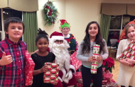 Woodbridge Rotary hosts holiday party for Boys & Girls Club children