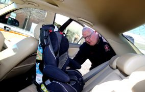 Car seat safety can help protect young passengers