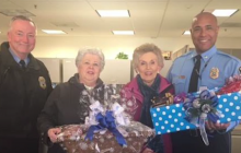 Prince William Citizens' Police Academy graduates bring holiday treats for officers