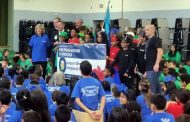 Occoquan Elementary School celebrates Title I distinction