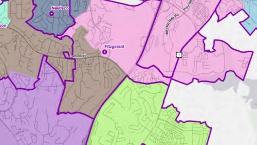 Two boundary plans to be proposed for eastern elementary schools