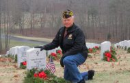 "Occoquan VFW Commander receives ""All American"" recognition"