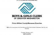 Kiwanis Club of Woodbridge donates $1K to Prince William Boys & Girls Club fundraiser
