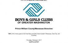 Prince William Boys & Girls Clubs hosting fundraiser to raise $10K