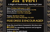 Occoquan non-profit hosting 1920s cocktail night to raise funds, Feb. 3