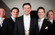 "'The Five Irish Tenors' to perform ""Danny Boy"" & more in Manassas"