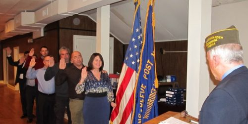 VFW Post 7916 welcomes new Woodbridge members