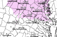 Wintry mix expected tonight, tomorrow in Prince William