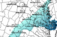 NWS says good chance of snow late tonight, tomorrow