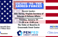 Prince William Chamber to honor vets, military at luncheon, Jan. 24