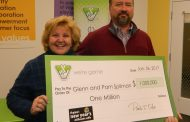 Bristow couple wins $1M in Virginia Lottery's