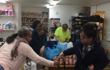 Prince William Democrats donate food kits for area children