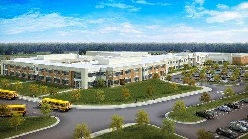 PWCS sells 4.5-acres to NOVEC from 13th high school land
