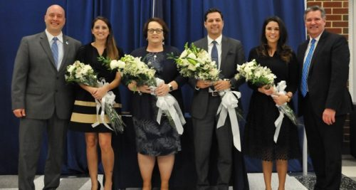 Teachers, principals to be recognized