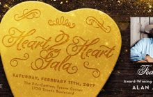 Bristow's Youth for Tomorrow 'Heart 2 Heart' gala, Feb. 11