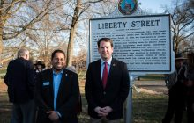 Prince William NAACP unveils Liberty Street historic marker in Manassas