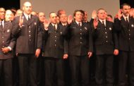 Prince William fire & rescue promotes staff at ceremony in Woodbridge