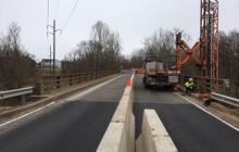 Old Centreville Road bridge closures planned, Apr. 4-6