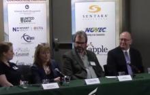 Prince William Chamber hosts panel on economic development at GMU