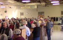 300 volunteers pack 10K meals for hungry students in Fauquier
