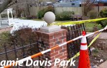 Occoquan park undergoing repairs following dump truck crash
