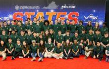 Woodbridge High School robotics team to head to World Tournament for sixth time