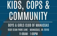 """Kids, Cops, and Community"" event in Manassas tomorrow"