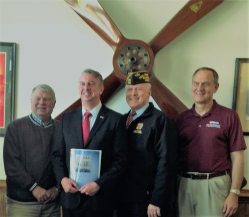 Occoquan VFW Post 7916 hosts roundtable on veterans issues