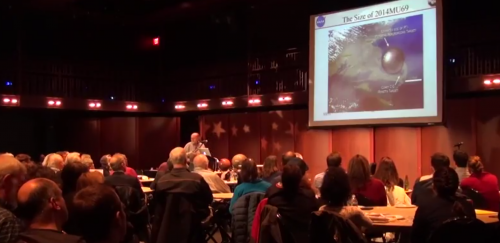 GMU Manassas campus hosts Galileo Science Cafe