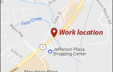 Pile driving to continue for two weeks on Route 1 in Woodbridge