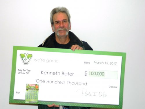 Manassas aircraft mechanic wins $100K in Virginia lottery