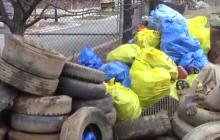 Volunteers remove 182 trash bags, 46 tires during creek cleanup in Woodbridge