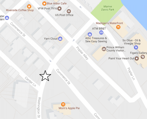 Roadwork scheduled on Washington Street in Occoquan for Mar. 6