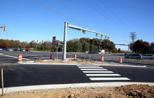 Route 28 construction work continues in Prince William this week