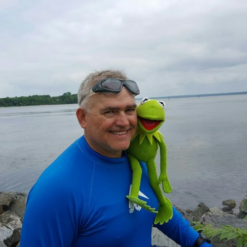 Woodbridge veteran to swim 220 miles for suicide awareness