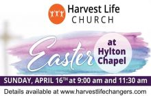 Harvest Life Church hosting community food drive for Easter