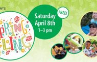 'Spring Fling' at Tackett's Mill in Lake Ridge, Apr. 8