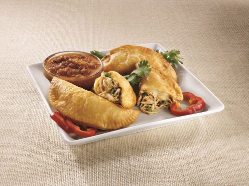 Get a free empanada from Pollo Campero on Apr. 8