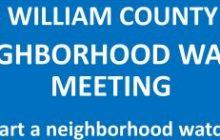Prince William police hosting Neighborhood Watch training, June 19