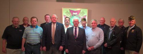 VFW Post 7916 hosts ceremony to honor Vietnam veterans