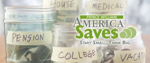 """Prince William Saves"" website works with residents on savings goals"