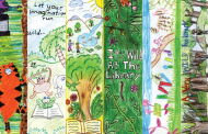 Fifth grader wins Prince William library's bookmark art contest