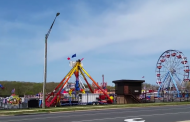 Carnival in town at Gar-Field High in Woodbridge