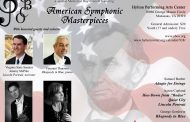 "Old Bridge Chamber Orchestra performing ""American Symphonic Masterpieces"" in Manassas"