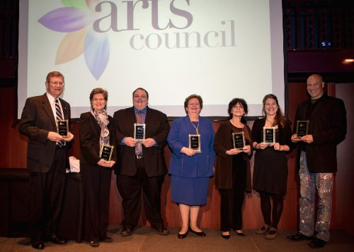 Arts council seeking nominations for annual awards
