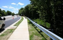 $930K sidewalk addition safety project completed in Lake Ridge