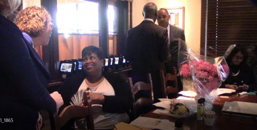 Udoema given SBA small business award during ceremony in Manassas