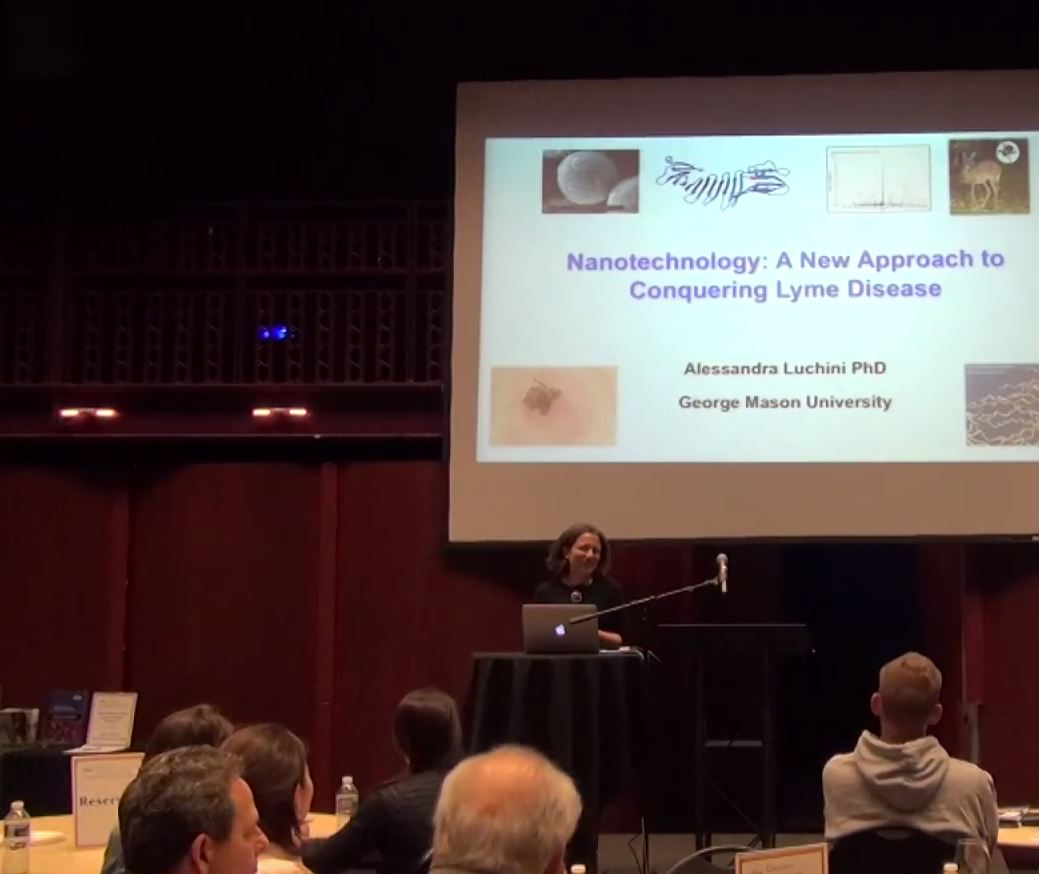 Lyme Disease Discussed at Galileo Science Cafe