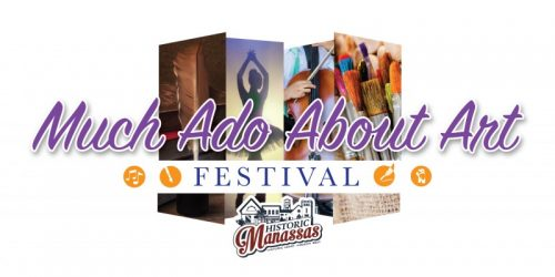 'Much Ado About Art' festival in Manassas, May 5-7