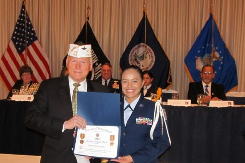Hylton High JROTC cadets honored at ceremony in Dale City